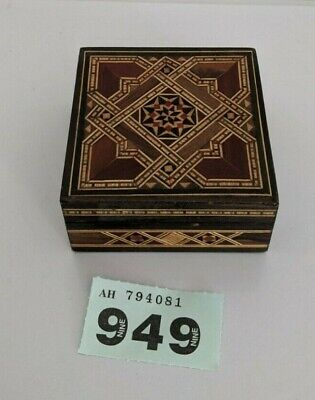Wooden Special Trinket/ring Box • 15£
