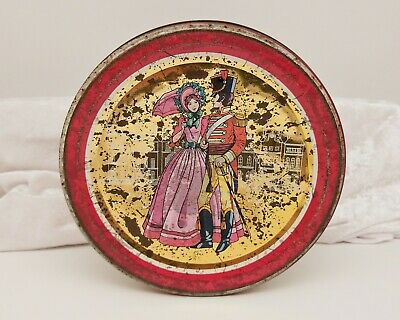 Vintage Advertising Confectionery/Sweet Tin-Quality Street-Mackintosh's 1980s • 11.99£