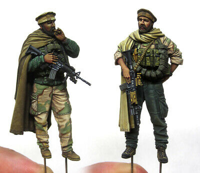 1/35 Scale Resin Model Kit American Special Forces • 29.99£