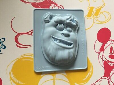 Disney Cakes & Sweets Fondant Chocolate Mould Sulley From Monsters Inc Mould • 5.50£