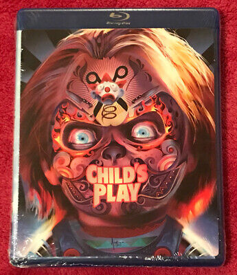 Child's Name Play (Blu-ray Disc, 2017) New / Sealed • 4.28£