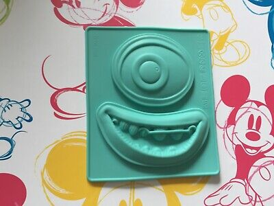 Disney Cakes & Sweets Fondant Chocolate Mould Mike Face From Monsters University • 5.50£