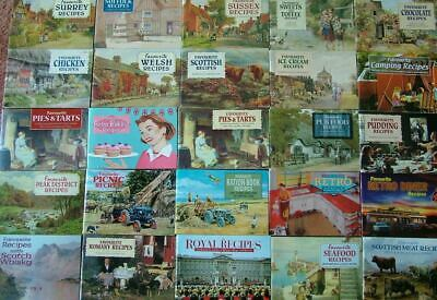 J.SALMON FAVOURITE RECIPES Books.Various Titles.NEW!Ideal Gifts! • 4£