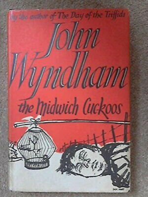 The Midwich Cuckoos By Wyndham, John Hardback Book The Cheap Fast Free Post • 40.99£