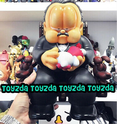 $280.88 • Buy Fools Paradise 2019 The Catfather Godfather Garfield Odie Vinyl Figure 1pc