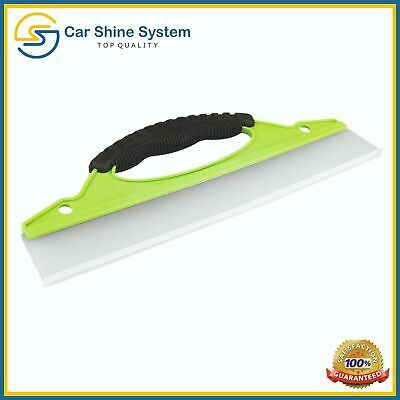 Silicone Window Squeegee Cleaner Wipe Wiper For Car Glass Shower Screen Mirror • 3.88£