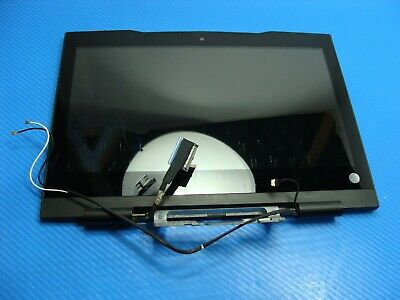 $39.99 • Buy Dell Alienware M11x R3 11.6  LCD Glossy Screen Complete Assembly Black