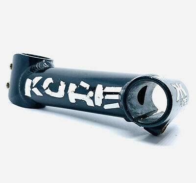 $19.66 • Buy Kore Aheadlite 1 1/8 Threadless Stem 135mm 25.4 Handlebar Vintage MTB