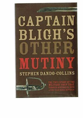 Captain Bligh's Other Mutiny Book The Cheap Fast Free Post • 25.99£