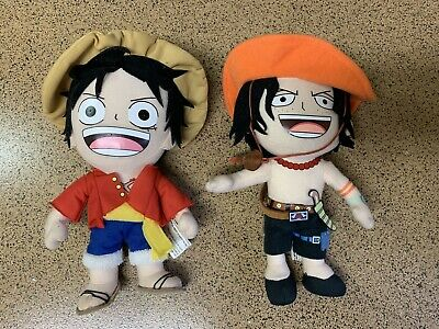 $25 • Buy One Piece - Luffy And Ace Plush