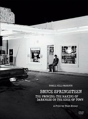 Bruce Springsteen Promise Making Of Darkness On Edge Of Town DVD T-shirt - NEW  • 6.99£