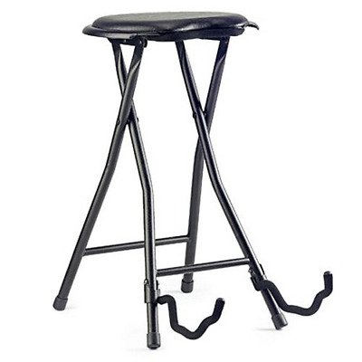 $ CDN100.96 • Buy Stagg GIST-300 Guitar Stool And Stand - Black