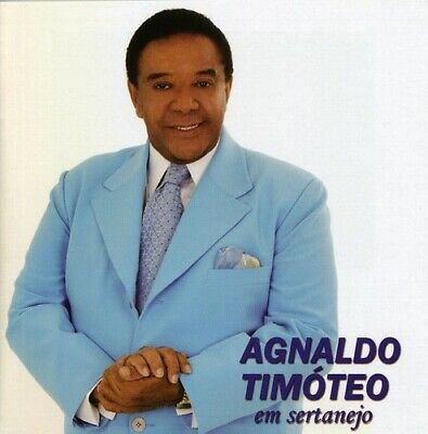 Agnaldo Timoteo : Em Sertanejo CD Value Guaranteed From EBay's Biggest Seller! • 19.99£