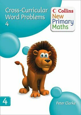£23.99 • Buy Collins New Primary Maths - Cross-Curricular Wo... By Clarke, Peter Spiral Bound