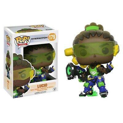 AU22.98 • Buy Overwatch - Lucio Pop! Vinyl