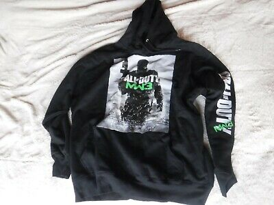 £10.62 • Buy Call Of Duty MW3 Sweat Shirt Size XL Hoodie Men Pre Owned