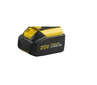 £39.99 • Buy Morgans Power 3.0Ah Spare/Replacement Lithium-ion Battery 20V