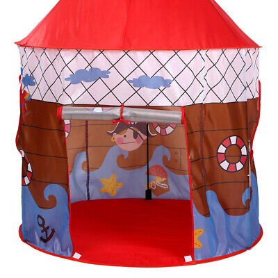 Kids Children Funny Play Tent Fairy Princess Girls Boys Hexagon Playhouse House • 15.39£