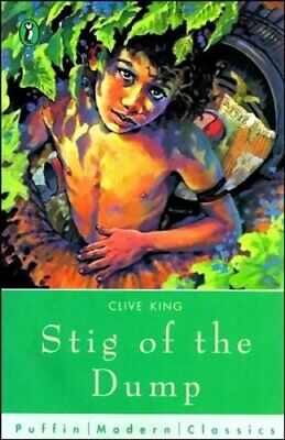 £4.49 • Buy Stig Of The Dump [Puffin Modern Classics] By Clive King Book Book The Cheap Fast