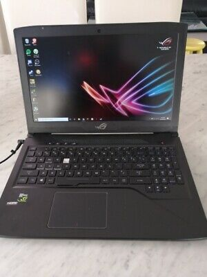 AU1050 • Buy Asus ROG STRIX GL503VD-FY126T I7 7700HQ 16GB RAM 128GB Gaming Laptop