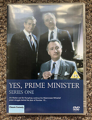 Yes, Prime Minister - Series 1 - Complete (DVD, 2004) • 4£
