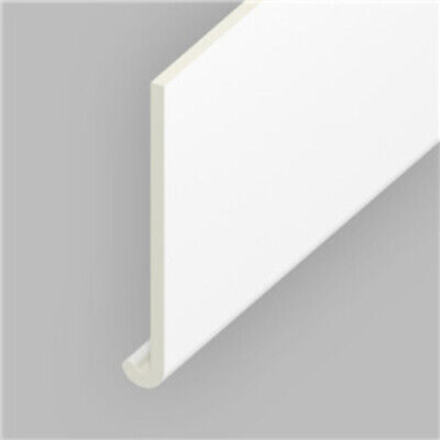uPVC Quadrant Plastic Finishing Trim 17.5mm x 1.5m Length Window Tile Beading