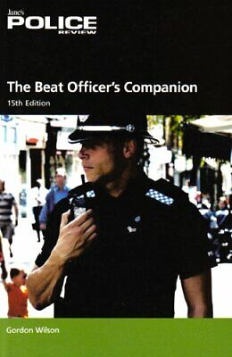 Beat Officer's Companion 2009/2010 Paperback Book The Cheap Fast Free Post • 27.99£