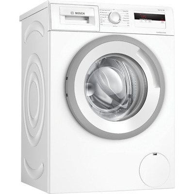 £369 • Buy Bosch WAN28081GB Serie 4 7Kg 1400 RPM Washing Machine White D Rated New