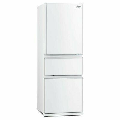 AU1047 • Buy NEW Mitsubishi Electric 370L Multi Drawer Bottom Mount Fridge MR-CX370EJ-W-A2
