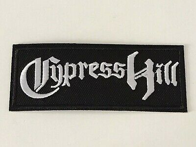 £2.94 • Buy CYPRESS HILL Patch Embroidered Iron On Sew On Patches RAP HIPHOP Retro X 1 Pc