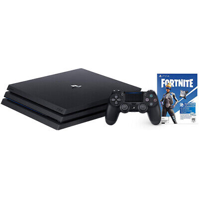 View Details PlayStation 4 Pro 1TB Console Black + Fortnite Neo Versa • 399.99$