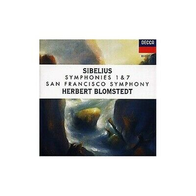 £8.67 • Buy Blomstedt - Sibelius;Symphonies 1 & 7 - Blomstedt CD K6VG The Cheap Fast Free