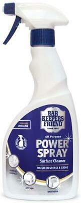 £4.95 • Buy Bar Keepers Friend Power Spray Surface Cleaner & Removes Limescale 500ml