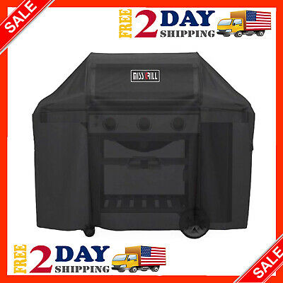 $ CDN54.07 • Buy 58 BBQ Grill Cover Of Weber 7130 Cover Fits Genesis II 3 Gas Burner
