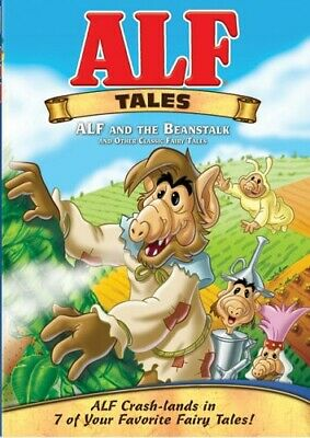 Alf: Tales 1 - Alf & The Beanstalk & Oth DVD Incredible Value And Free Shipping! • 19.99£
