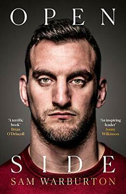 £2.99 • Buy Open Side: The Official Autobiography By Sam Warburton Book The Cheap Fast Free