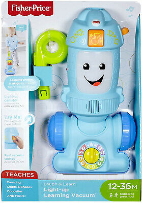 £24.99 • Buy Fisher-Price Light-up Learning Vacuum Baby And Toddler Push Toy