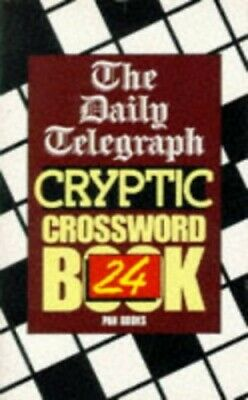 £7.99 • Buy Daily Telegraph Cryptic Crossword Book 24 By Telegraph Group Limited Paperback