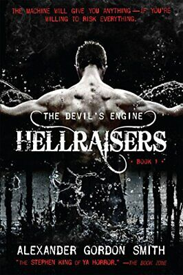 The Devil's Engine: Hellraisers: (Book 1) By Smith, Alexander Gordon Book The • 9.99£