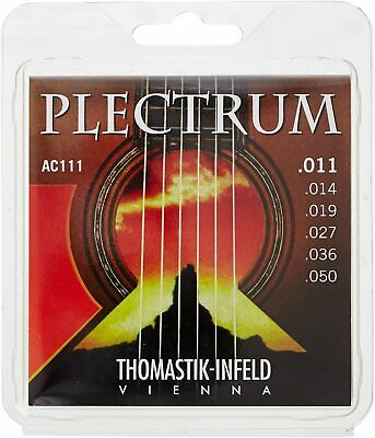 $ CDN28.53 • Buy Tomastik-Infeld AC111 Plectrum Bronze 11-50 Acoustic Guitar Strings