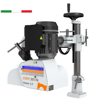 STEFF 20316 Power Feed Unit With Heavy Duty Universal Stand * £485.00 + Vat • 582£