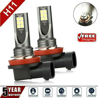 AU10.12 • Buy 2x H11 LED Headlight Kits 110W 20000LM FOG Light Bulbs 6000K Driving DRL Lamp .R