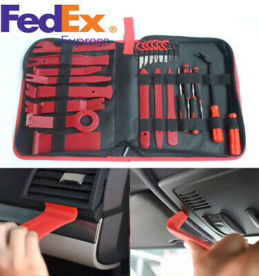 $29.51 • Buy 26 Pcs Car Panel Dash Parts Removal Installer Tools Kit Universal Repair Set