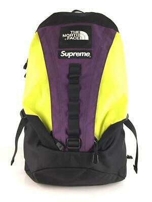 $ CDN782.03 • Buy Supreme X THE NORTH FACE Backpack Bag Purple Nylon Used From Japan F/S