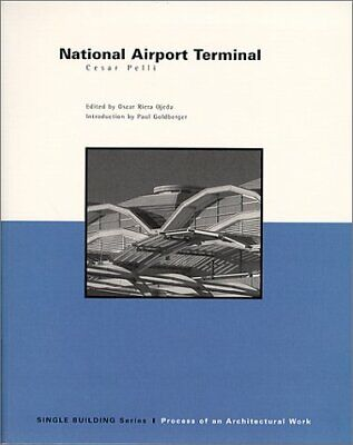 $4.49 • Buy National Airport Terminal  Single Building