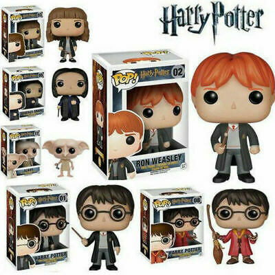 Funko POP Harry Potter Movies PVC Action Figure Hermione Toy Model Collection MO • 8.49£
