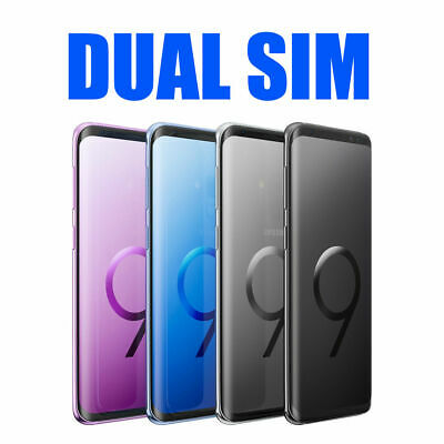 $ CDN574.15 • Buy Samsung Galaxy S9 Plus G965FD Dual SIM 4G LTE 64GB 128GB Unlocked