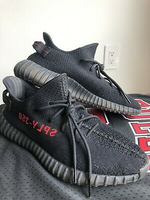$ CDN632.74 • Buy Adidas Yeezy 350 Boost V2 Bred Size 13 100% Authentic