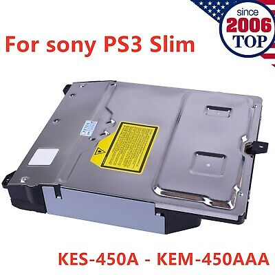 Replacement Blu-Ray DVD Drive For PS3 Slim 120GB CECH-2101A KES-450A KEM-450AAA • 33.60£
