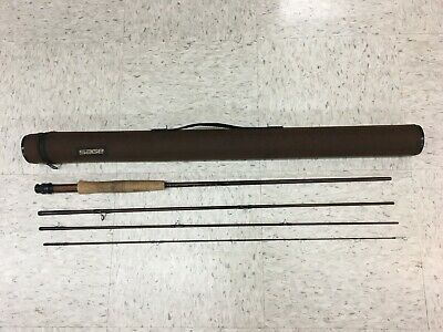 $266 • Buy SAGE DS2 690-4 9'0  LINE 6 FLY FISHING ROD With CASE-